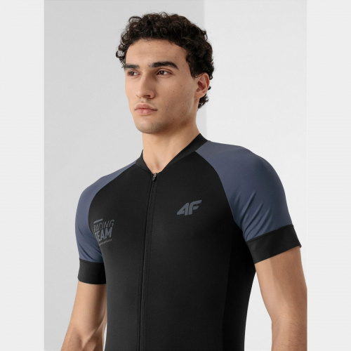 Shirts - 4f Tricou de bicicletă pentru bărbați RKM002 | Bike-equipment