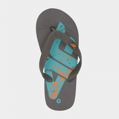 Shoes - 4f Boy Flip-Flops JKLM002 | Fitness