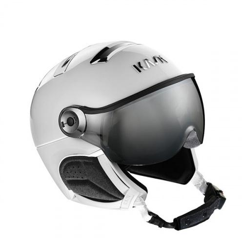 Snowboard Visor Helmet - Kask Chrome | Snowboard