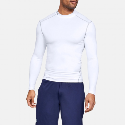 Clothing - Under Armour ColdGear Armour Compression Mock 5648 | Fitness