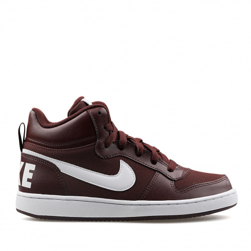 Shoes - Nike Court Borough MID PE (GS) BV1607 | Fitness