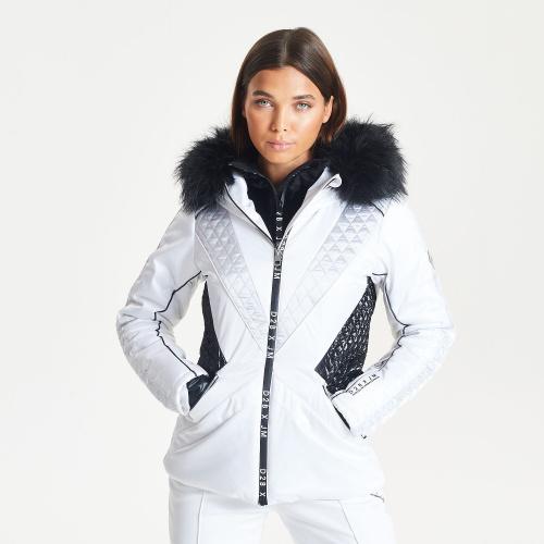 Ski & Snow Jackets - Dare2b X JULIEN MACDONALD Resplendent Ski Jacket | Snowwear