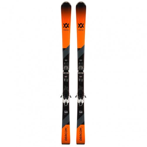 Ski - Volkl Deacon XT + VMotion 10 GW | Ski