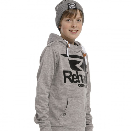 2nd Layer - Rehall EDDY-R jr. PWR Hoody | Snowwear
