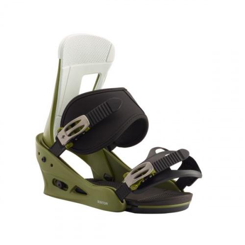 Snowboard Bindings - Burton Freestyle Re:Flex | Snowboard