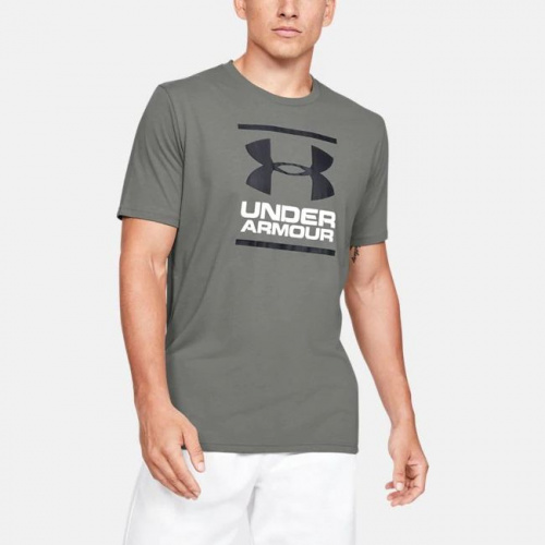 Clothing - Under Armour GL Foundation Short Sleeve T-Shirt 6849 | Fitness