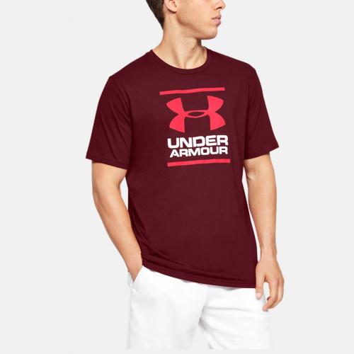 Clothing - Under Armour GL Foundation Short Sleeve T-Shirt 6849 | Fitness