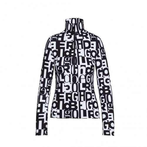 2nd Layer - Goldbergh LETTER Pully Graphic   Snowwear