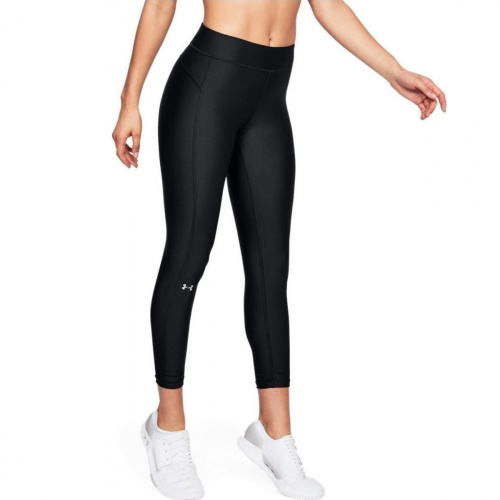 Clothing - Under Armour HeatGear Armour Ankle Crop Leggings 9628 | Fitness