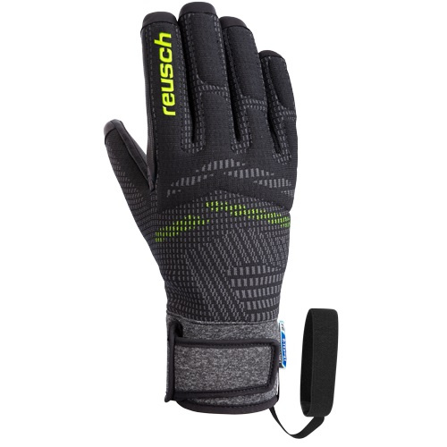 Ski & Snow Gloves - Reusch Knit Laurin R-TEX XT | Snowwear