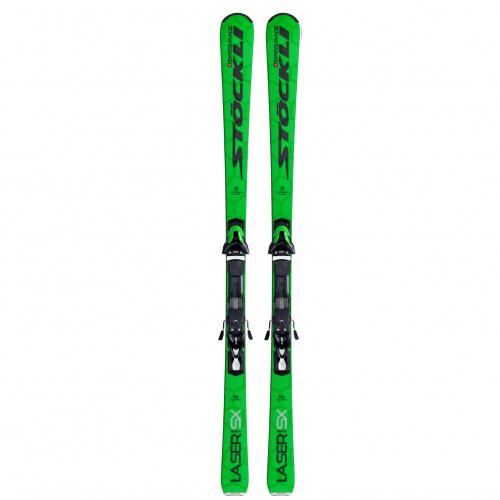 Ski - Stockli Laser SX + SRT 12 | Ski