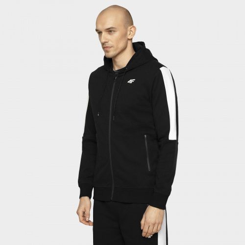 Clothing - 4f Men Hoodie BLM003 | Fitness