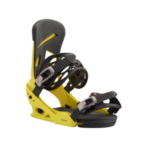Snowboard Bindings - Burton Mission Re:Flex | Snowboard