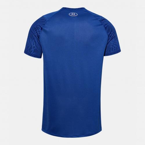 Clothing -  under armour MK-1 Jacquard Short Sleeve 1562