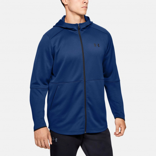 Clothing - Under Armour MK-1 Warm-Up Full Zip Hoodie 5259 | Fitness