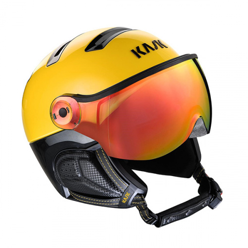 Snowboard Visor Helmet - Kask Montecarlo | Snowboard
