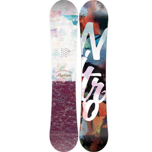 Boards - Nitro MYSTIQUE   Snowboard