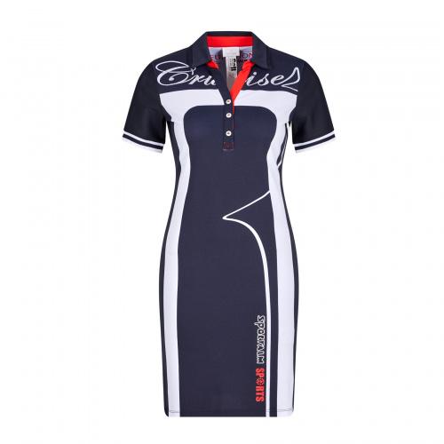 - Sportalm Oasis Polo Dress  9393257622938 | Sportstyle