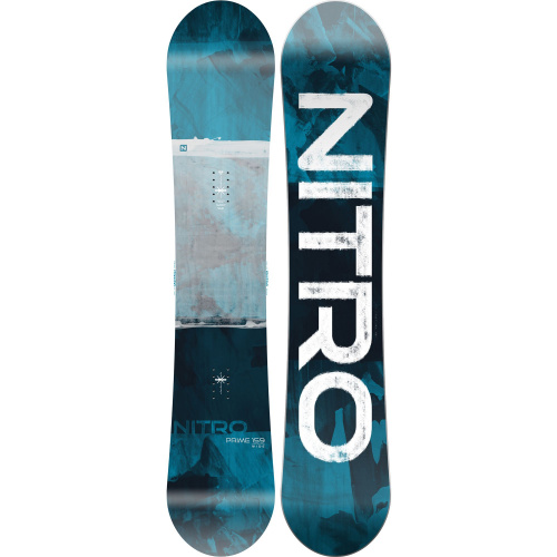 Boards - Nitro Prime Overlay Wide   Snowboard