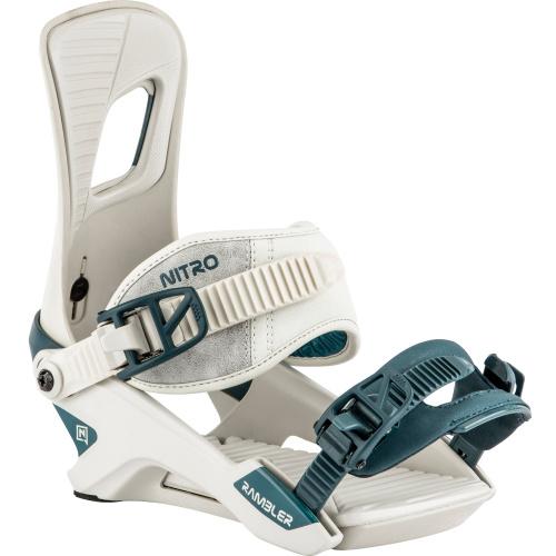 Snowboard Bindings - Nitro RAMBLER | Snowboard