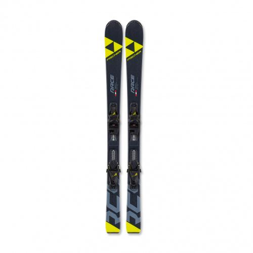 Ski - Fischer RC4 Race SLR PRO Jr. + FJ4 GW | Ski