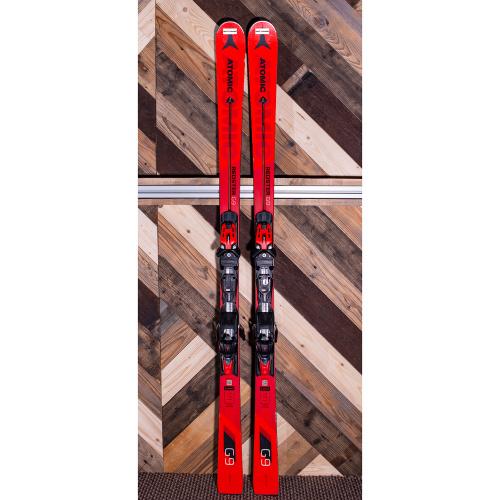 - Atomic REDSTER G9 + X 12 | Ski-sh