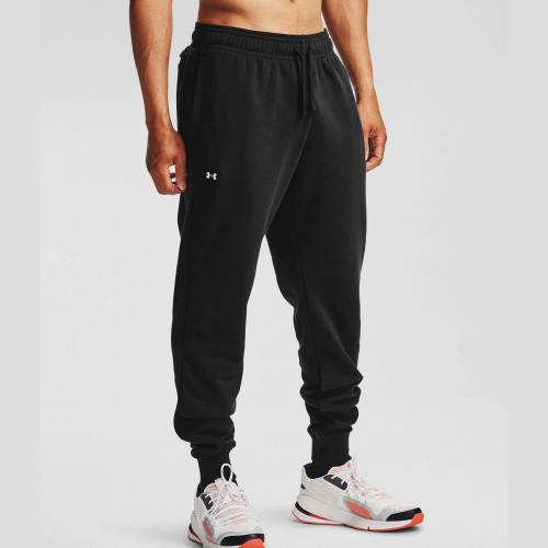 Clothing - Under Armour Rival Fleece Joggers 7128 | Fitness