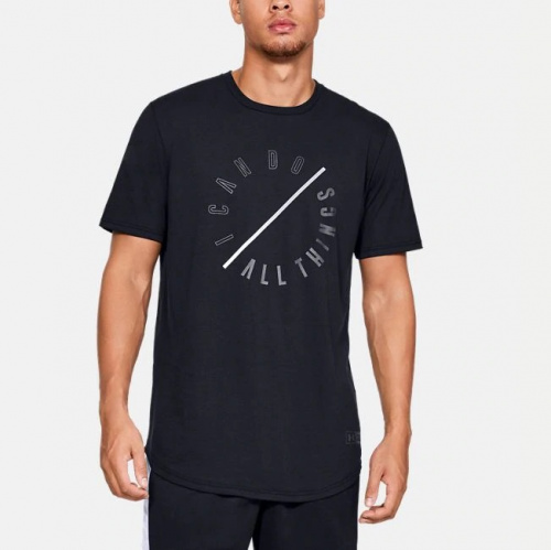 Clothing - Under Armour SC30 ICDAT T-Shirt 6720 | Basketball
