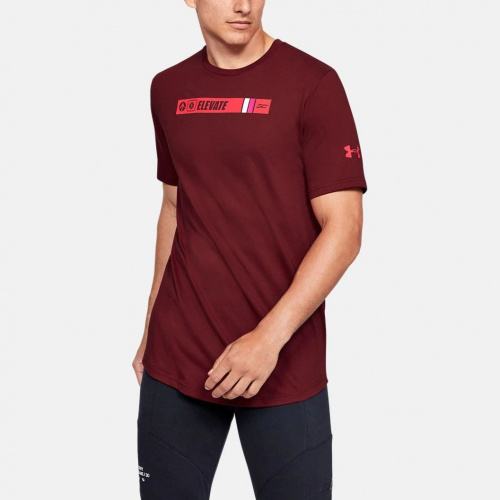 Clothing - Under Armour SC30 Short Sleeve 1328 | Fitness