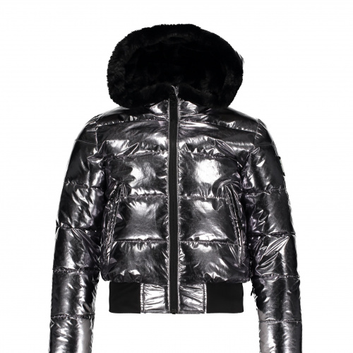 Ski & Snow Jackets - Superrebel SHINY FASHION BOMBER JACKET | Snowwear
