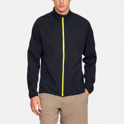 Clothing - Under Armour Storm Launch Branded Jacket 0074 | Fitness