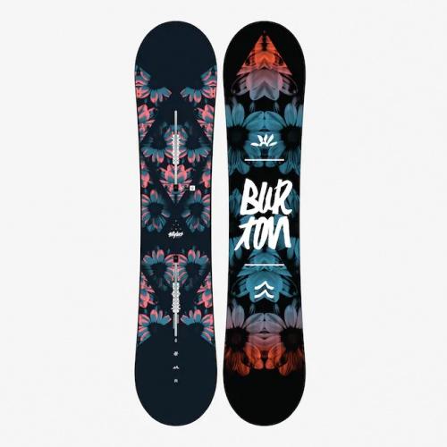 Boards - Burton Stylus Flat Top | Snowboard