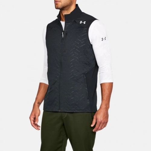 Clothing - Under Armour UA ColdGear Reactor Vest 8924 | Fitness
