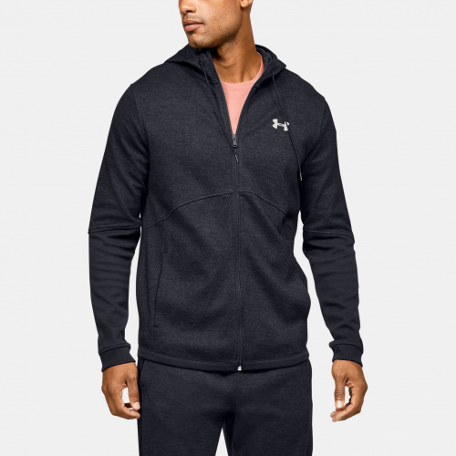 Clothing - Under Armour UA Double Kni Full Zip Hoodie 2012 | Fitness