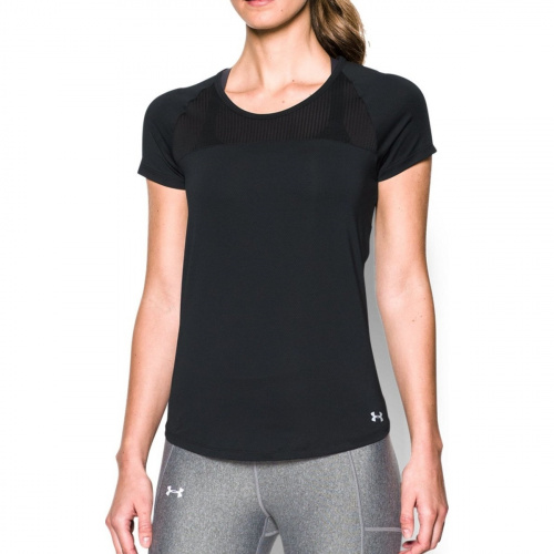 Clothing - Under Armour UA Fly-By Short Sleeve 0893 | Fitness