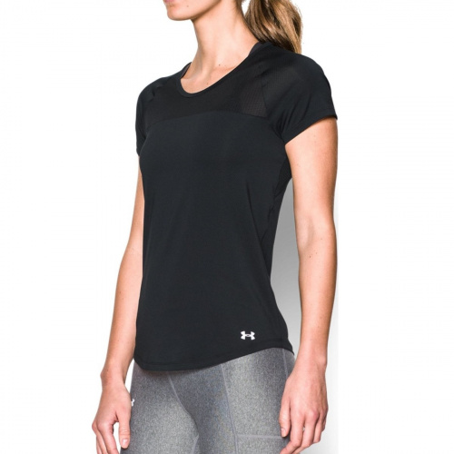 Clothing -  under armour UA Fly-By Short Sleeve 0893