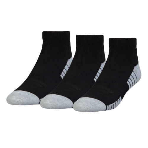 Accessories - Under Armour UA HeatGear Tech Low Cut 3 Pack 2430 | Fitness