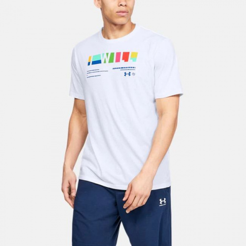 Clothing - Under Armour UA I Will Multi T-Shirt 8436 | Fitness