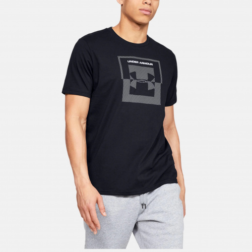 Clothing - Under Armour UA Inverse Box Logo 4229 | Fitness