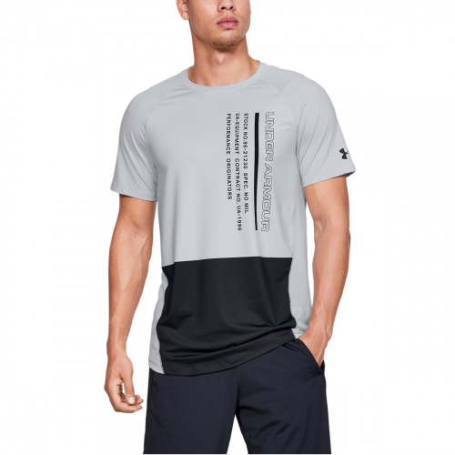 Clothing - Under Armour UA MK-1 Colorblock Short Sleeve 5244 | Fitness