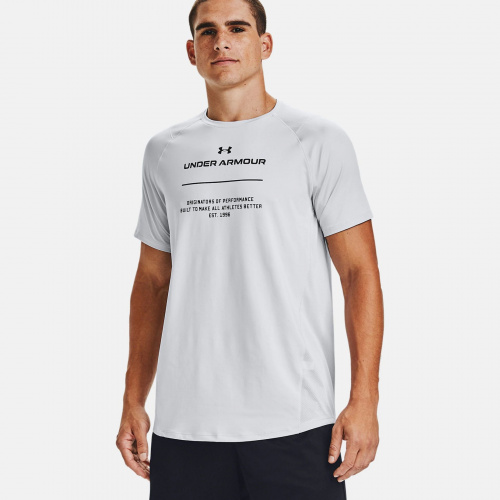 Clothing - Under Armour UA MK-1 Graphic T-Shirt 6772 | Fitness