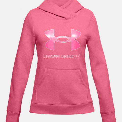 Clothing - Under Armour UA Rival Fleece Logo Hoodie 6431 | Fitness