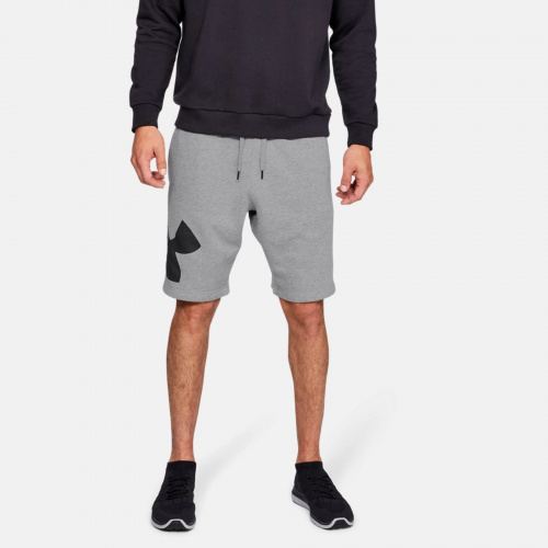 Clothing - Under Armour UA Rival Fleece Logo Shorts 9747 | Fitness