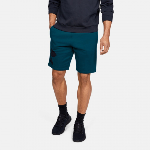 Clothing - Under Armour UA Rival Fleece Logo Shorts 9747 | Fitness