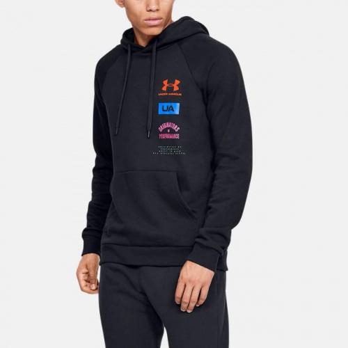 Clothing - Under Armour UA Rival Fleece Originators Hoodie 5639 | Fitness