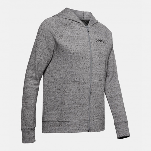 Clothing -  under armour UA Rival Terry Full Zip Hoodie 1810