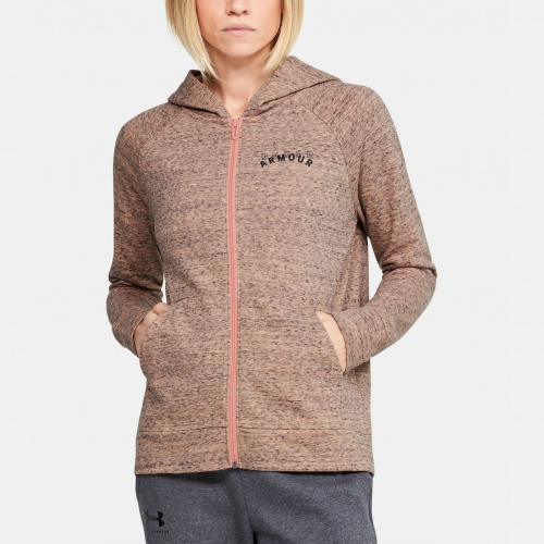 Clothing - Under Armour UA Rival Terry Full Zip Hoodie 1810 | Fitness