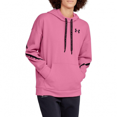 Clothing - Under Armour UA Taped Fleece Hoodie 2744 | Fitness