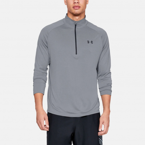 Clothing - Under Armour UA Tech 1/2 Zip Long Sleeve 8495 | Fitness