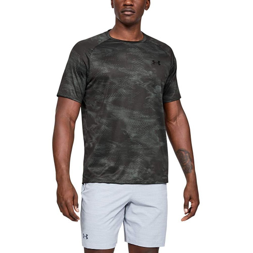 Clothing - Under Armour UA Tech 2.0 Printed Short Sleeve 8189 | Fitness